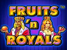 Fruits and Royals в Вулкане Удачи на деньги