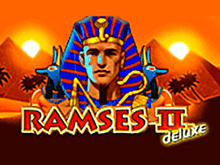 Ramses II Deluxe в Вулкане Удачи на деньги