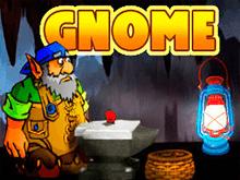 Автомат на деньги Gnome