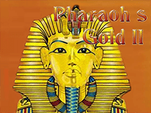 Pharaohs Gold 2 в Вулкане удачи на деньги