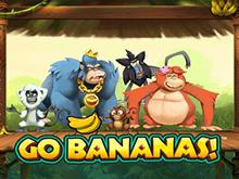 Вперед Бананы в клубе на реальные деньги