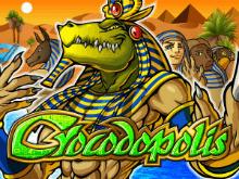 Крокодополис на деньги в Вулкан Удачи